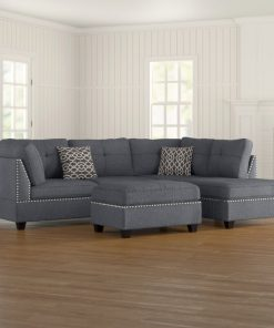 grey gray couch