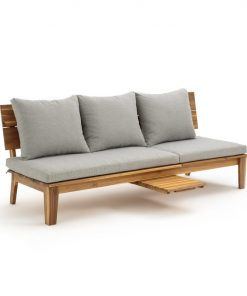 3 seater outdoor chair