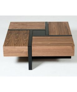 center table with pull hidden storage