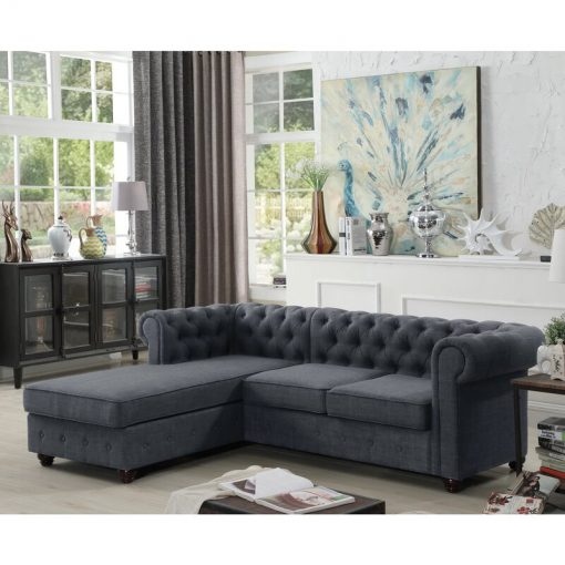 charcoal dark grey couch