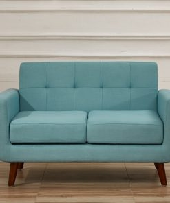 blue couch 2 in 1