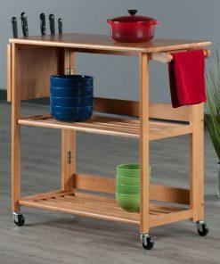 kitchen cart storage