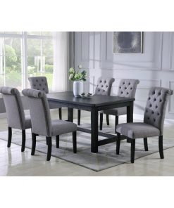 6 seater dining set table
