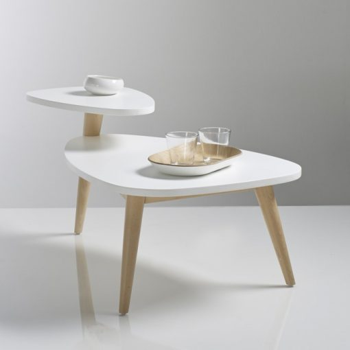 dual coffee center table