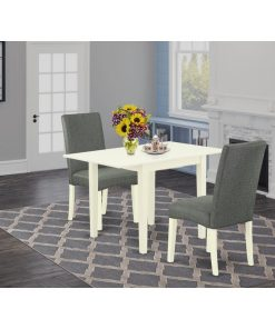 2 seater dining chair set