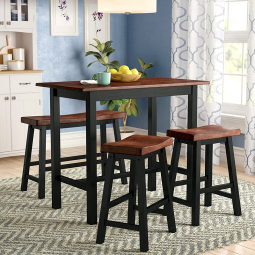 dining height counter bar table and chair top