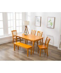 6 piece seater dining set
